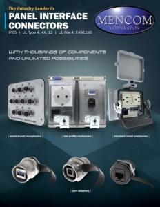 Panel Interface Connectors Catalog