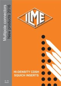 High Density Squich Rectangular Insert
