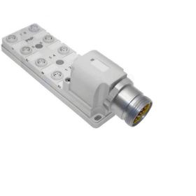 JAN Junction Blocks, 3 Pin, 8 Port, PNP, MIN Size III Home Run Connector