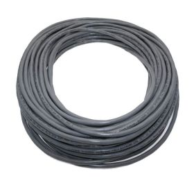 DeviceNet Trunk, Raw Cable, 5 Pole, 15/18awg, Gray, PVC, 100 ft.