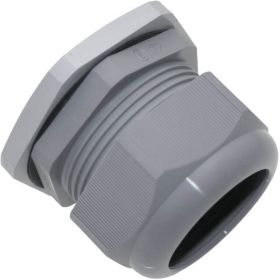 M63, Plastic Gland, Gray, 1.326 - 1.716