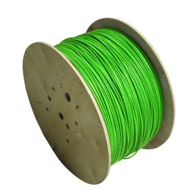 Profinet, Raw Cable, 4 Pole, 22awg, Green, PVC, 100 ft.