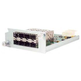 8-Port SFP 100/1000 BaseF(X) Module