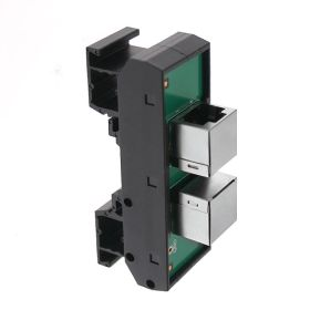 T35 DIN Rail Modules with 2 RJ45