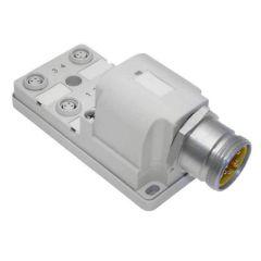 JAN Junction Blocks, 3 Pin, 4 Port, No Led, MIN Size I Home Run Connector
