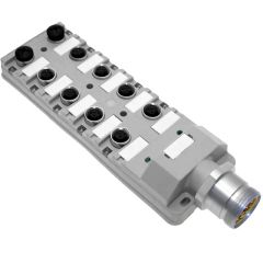 JDC Junction Blocks, 4 Pin, 10 Port, PNP, MIN Size III Home Run Connector