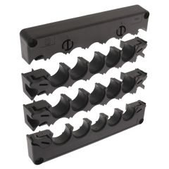KADL Cable Entry System Frame, 15 Entries, The grommets (3-16.5mm) ordered separately