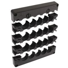 KADL Cable Entry System Frame, 20 Entries, The grommets (3-16.5mm) ordered separately