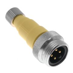 MIN Size I Male to MDC Female Adapter, 4 pole
