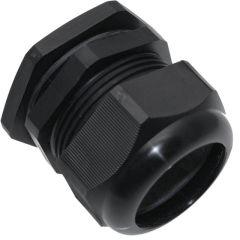 PG48, Plastic Gland, Black, 1.34 - 1.73