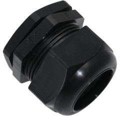 M50, Plastic Gland, Black, 1.17 - 1.482