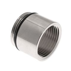PG21 Male Thread, To, .5-NPT Female Thread, Adapter