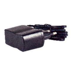 DC jack (3.5/1.35/7.5 mm) power adaptor, 100~240VAC input, 1.0A @ 5 VDC output, EU plug, LV6