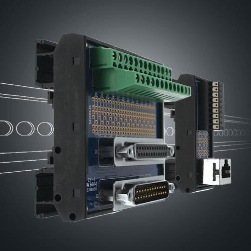 T35 DIN-Rail Modules