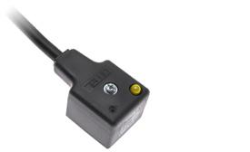 solenoid valve connectors form a