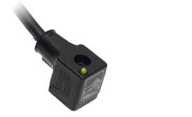 solenoid valve connectors form c