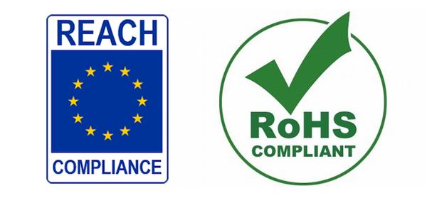 REACH & RoHS Compliant