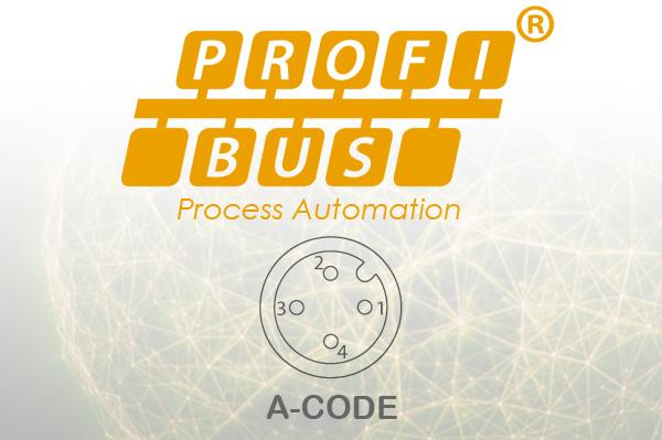 Profibus PA circular connectors
