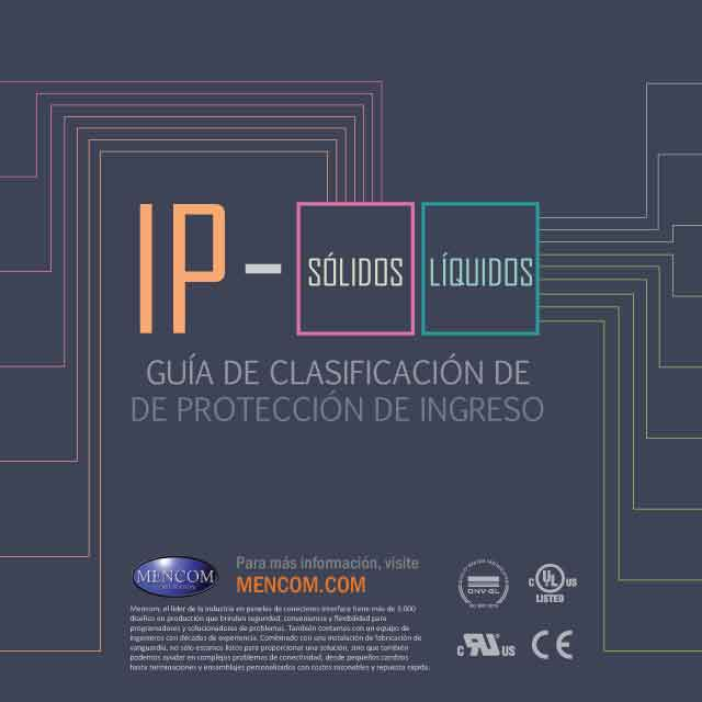 IP rating infographic_Spanish version