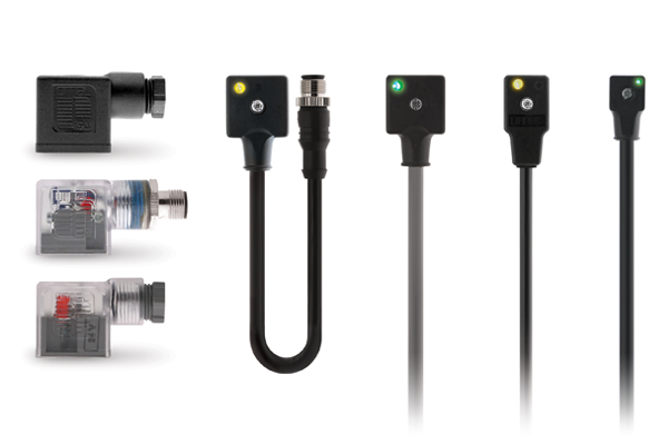 Solenoid Valve Connectors